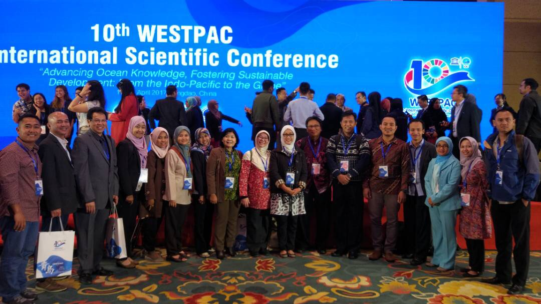 Peneliti BPOL Ikuti WESTPAC International Science Conference di Qingdao, Cina